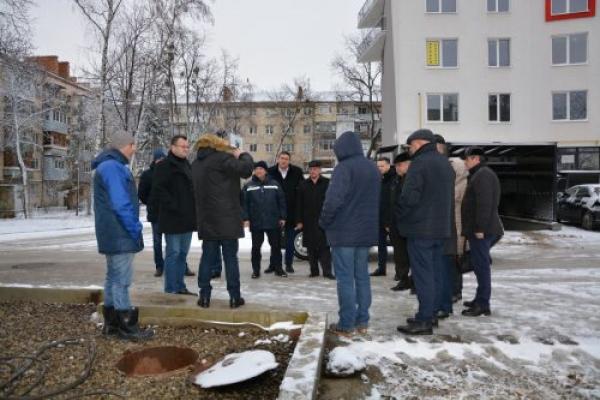 У Чернівцях ліквідовують аварію на котельні «Південа-1»