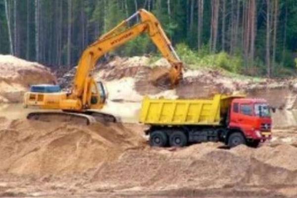 Чернівецька ОДА надала інформацію про незаконний видобуток корисних копалин у регіоні
