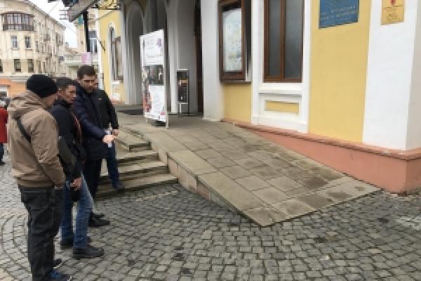 Філармонія у Чернівцях стане доступнішою для осіб з інвалідністю