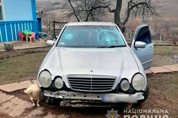 Водія, який на Кіцманщині збив на смерть пішохода, затримали