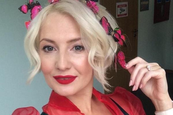 «Завдяки проекту зрозуміла, які в мене довгі ноги», – Ольга Вінницька про шоу з блондинками