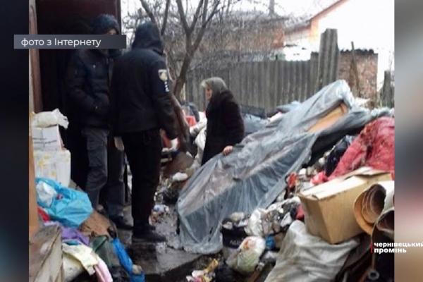 У Чернівцях поліціянти забрали дітей, яких батьки утримували у жахливих умовах