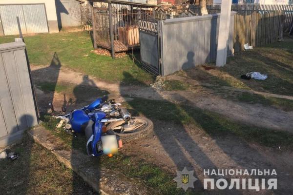 На Буковині в ДТП загинув мотоцикліст