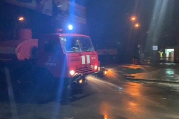 Триває дезінфікування вулиць населених пунктів Буковини