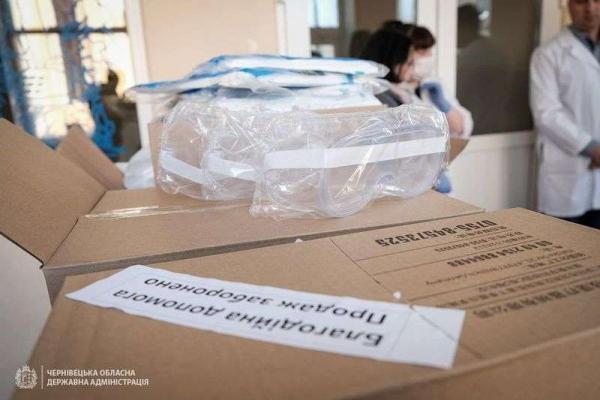 Чернівецька дитяча лікарня отримали апарат ШВЛ від благодійників