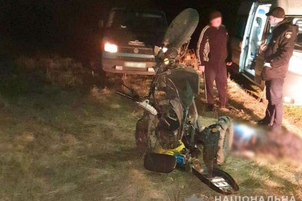 На Буковині внаслідок ДТП загинув чоловік