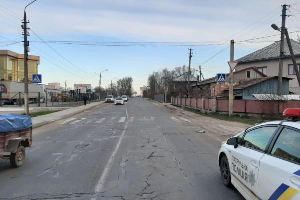 У Чернівцях водій збив на смерть жінку та втік