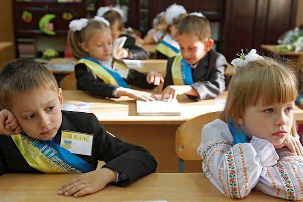 У Чернівцях призупинили зарахування дітей до перших класів