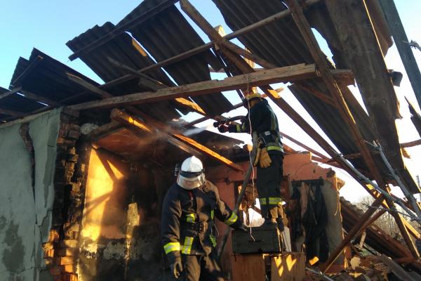Рятувальники розповіли подробиці вибуху на Буковині