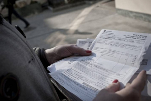 Рівень розрахунків за газна Буковині впав на 43%