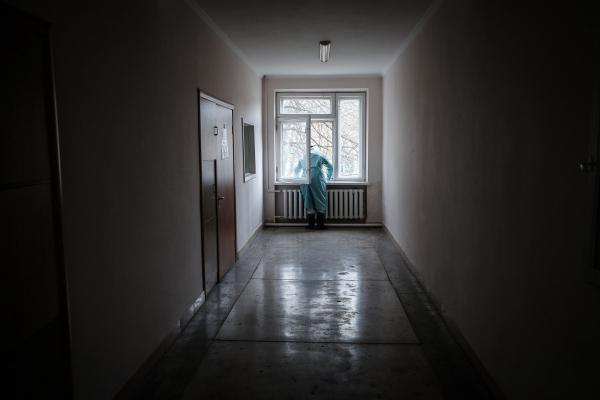 У обласній лікарні Чернівців критично не вистачає препаратів для лікування хворих з СOVID-19