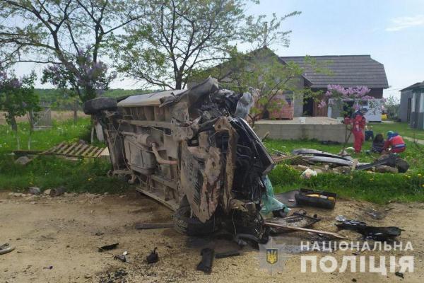 На Буковині сталася ДТП з трьома постраждалими