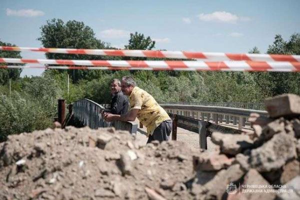 У Маршинцях, що на Буковині, оголошено надзвичайну ситуацію (ФОТО)