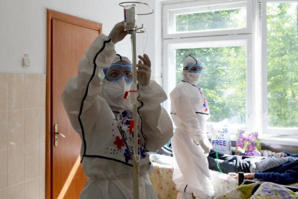 443 в лікарні, 155 померлих та 1051 одужали - коронавірус у Чернівецькій області