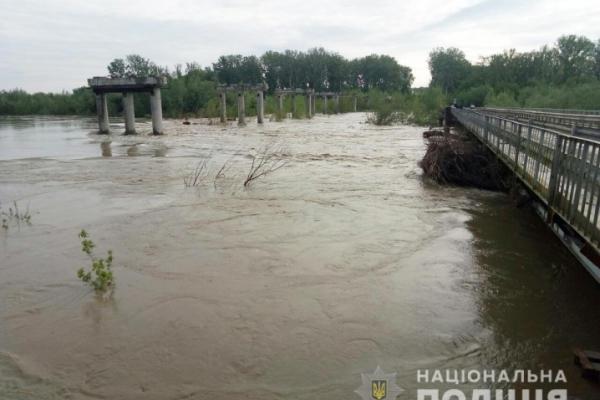 Критична ситуація: Калинівський ринок може затопити