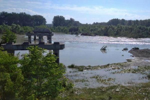 Міст у Маршинцях відремонтують до кінця року?