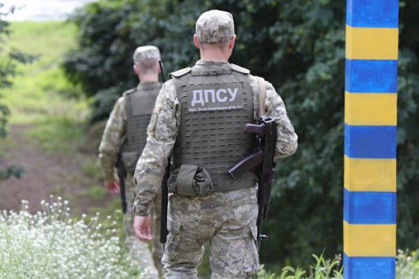 Стрілянина на кордоні: буковинські прикордонники зупиняли контрабандистів (відео)