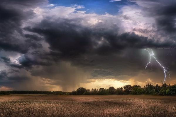 На території Чернівецької області оголошено штормове попередження
