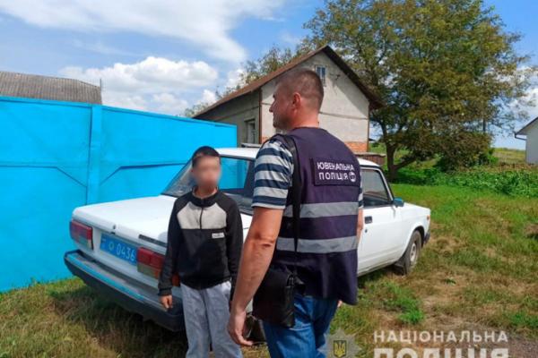 На Буковині знайшли хлопчика, який втік з лікарні: він ховався у будинку