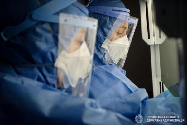 Кількість інфікованих коронавірусом на Буковині наближається до 16 тисяч