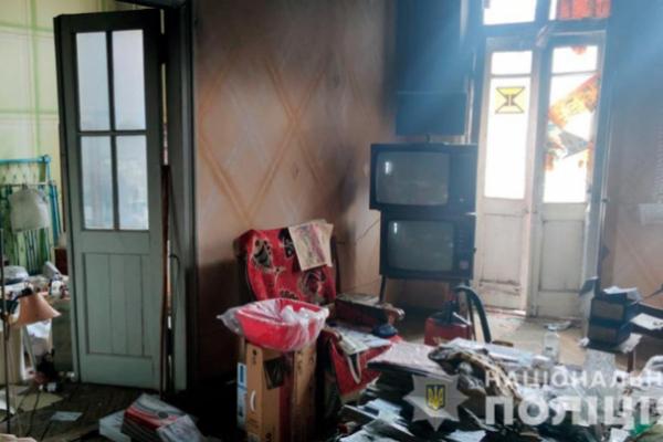 Вибух газу у Чернівцях: поліція відкрила кримінальне провадження