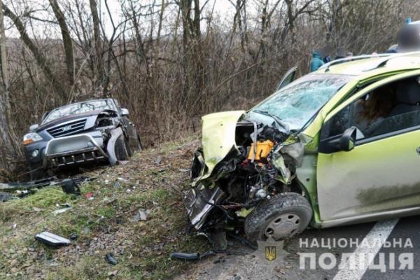 У ДТП на Буковині постраждали малолітні діти