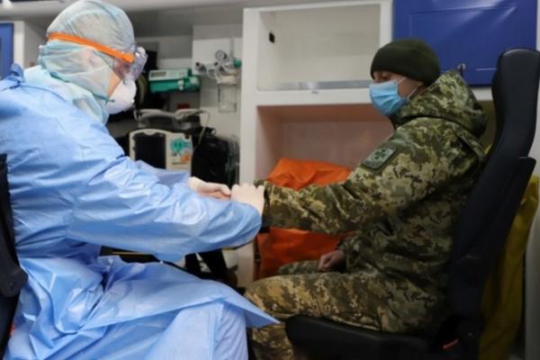 Серед буковинських прикордонників зафіксовано спалах коронавірусу