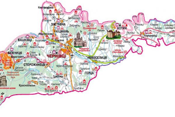 Найбільшу кількість випадків зараження коронавірусом 27 лютого зареєстровано у Чернівцях, Сторожинецькому та Кіцманському районах