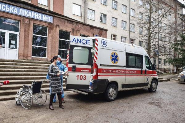 За фактом вибуху в лікарні №1 у Чернівцях поліція відкрила кримінальне провадження