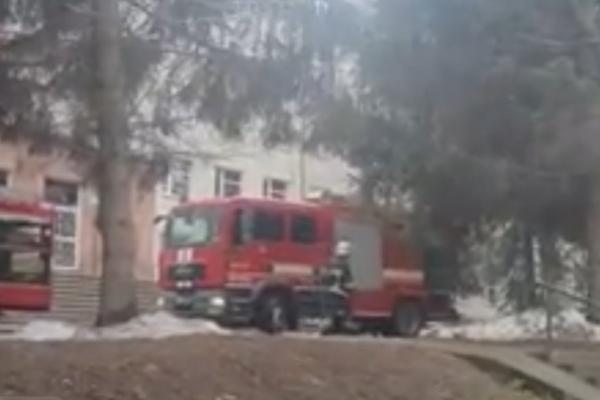 У Чернівцях в першій міській лікарні стався вибух. Загинула людина