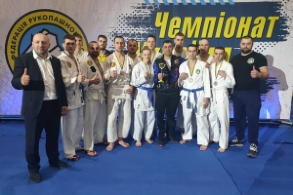 Буковинські спортсмени перемогли на Чемпіонаті України з рукопашного бою серед дорослих