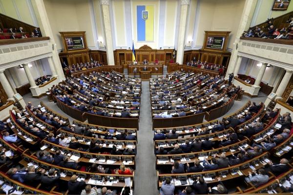 Українська політична система - біг по колу