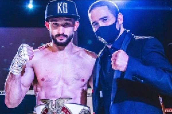 Кікбоксер з Чернівецької області став інтерконтинентальним чемпіоном