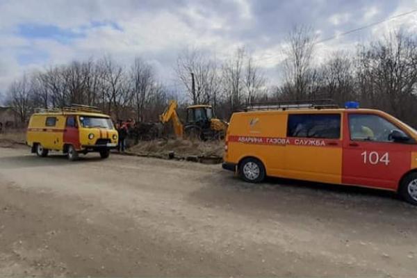 На Хотинщині 4,5 тисячі жителів можуть залишитися без газу через аварійну ситуацію (ФОТО)