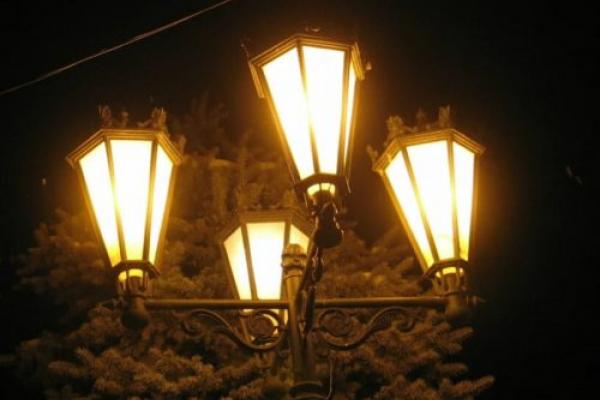 Упродовж п'яти діб на кількох вулицях у центрі Чернівців не буде вуличного освітлення