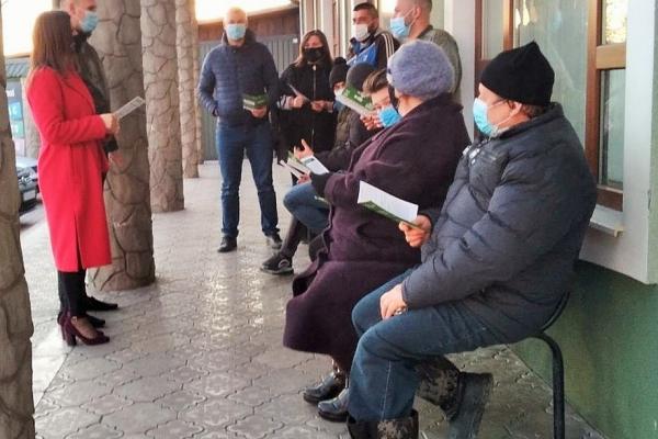 Про нюанси відкриття ринку землі на Буковині розповідають фахівці системи безоплатної правової допомоги