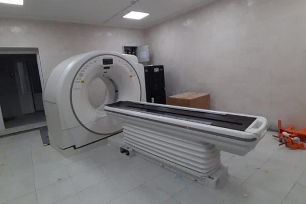 Комп'ютерний томограф вартістю понад 11 мільйонів встановили у Сторожинецькій лікарні