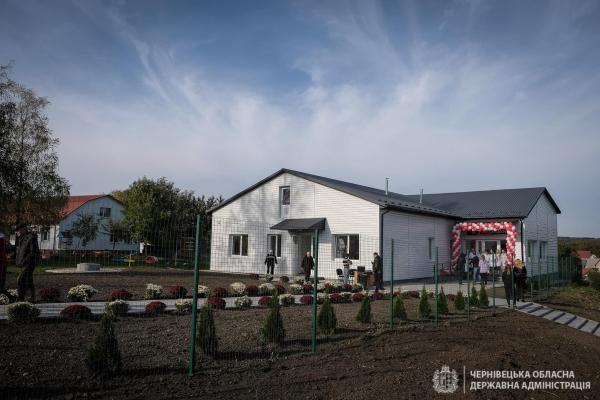 Минулоріч на Буковині збудували 10 нових амбулаторій вартістю у 70 мільйонів