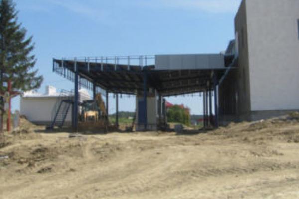 Добудова пункту «Дяківці» – пріоритетний інфраструктурний проєкт митниці цього року