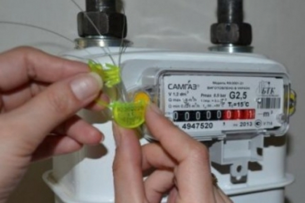 У всіх споживачів газу на Буковині перевірять лічильники