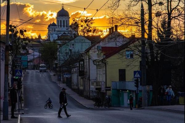 Великодні Чернівці очима відомого фотографа (ФОТО)