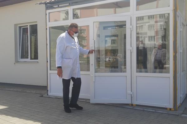 Сторожинецька лікарня стала доступнішою для пацієнтів з інвалідністю