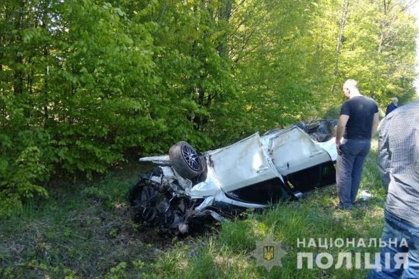 В аварії на Буковині загинула десятирічна дівчинка (ФОТО)