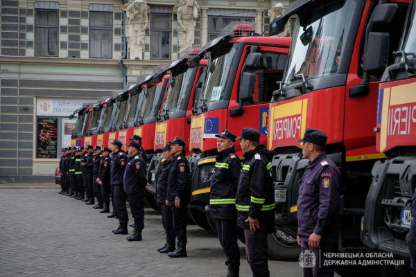 Румунія передала Буковині 40 тонн гуманітарного вантажу