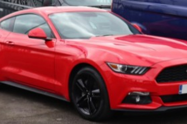 Ford Mustang — найстильніше авто з високим статусом