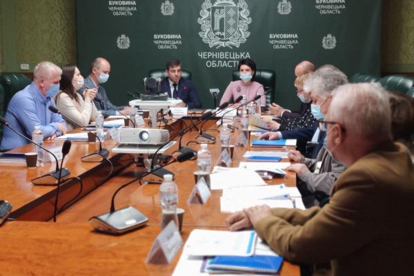 На Буковині із моніторинговим візитом перебували члени парламентського Комітету з прав людини