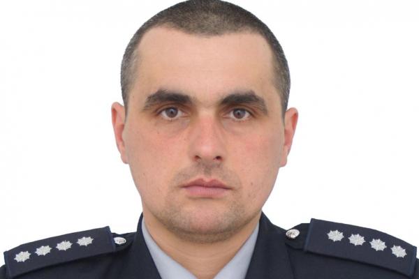 У ДТП загинув 39-річний поліцейський з Буковини. Без батька залишилось двоє дітей