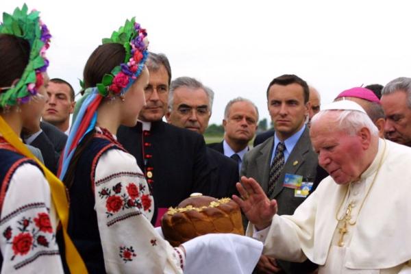 Іван Павло ІІ передбачив, з якими викликами зіткнеться Україна у майбутньому