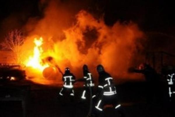 У Рівному стався вибух на заводі з виробництва азотних добрив (фото, відео)
