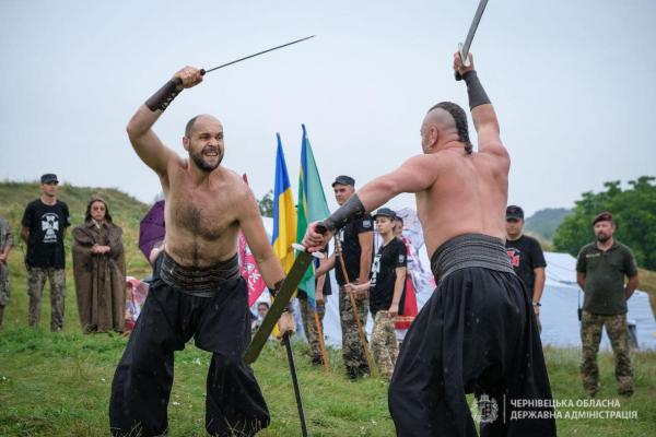 Всеукраїнський етап гри «Джура» зібрав на Буковині близько 200 учасників